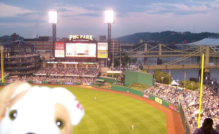 Ballpark of the Week: PNC Park (Home of the Pittsburgh Pirates)
