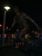 Roberto Clemente statue, PNC Park, Pittsburgh PA