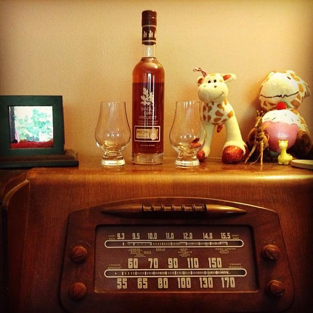 Dan's Bourbon of the Week: Buffalo Trace Single Oak Project Barrel Number72