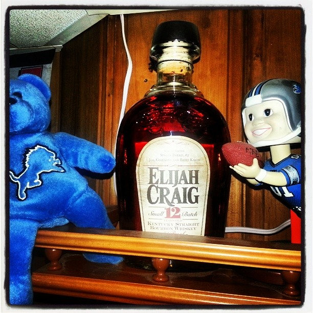 Dan's Bourbon of the Week: Elijah Craig 12 Year Small Batch