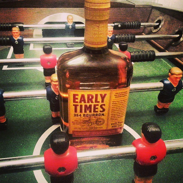 Dan's Bourbon of the Week: Early Times 354 Bourbon
