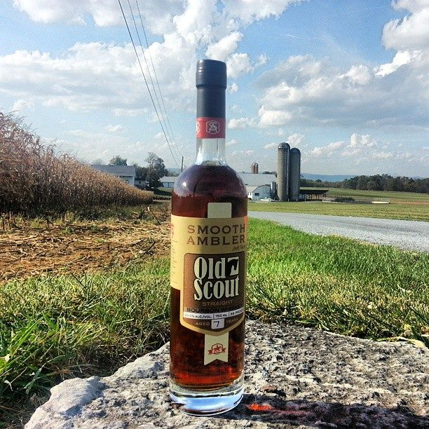 Dan's Bourbon of the Week: Smooth Ambler Old Scout 7 year