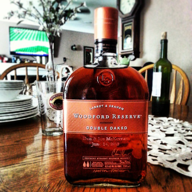 Dan's Bourbon of the Week: Woodford Reserve Double Oaked