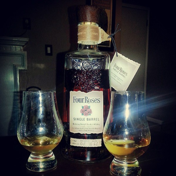 Dan's Bourbon of the Week: Four Roses Single Barrel Bourbon