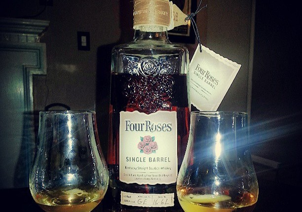 Dan's Bourbon of the Week: Four Roses Single Barrel