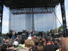 X at Riot Fest