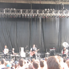 DeVotchka at Riot Fest