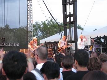 Blondie at Riot Fest