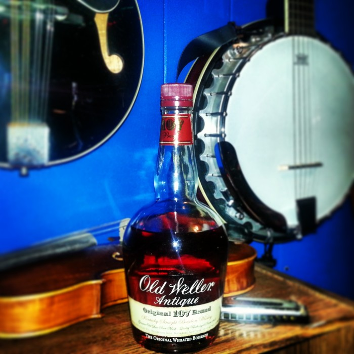 Dan's Bourbon of the Week: Old Weller Antique 107 Proof
