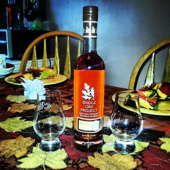 Dan's Bourbon of the Week: Buffalo Trace Single Oak Project Barrel Number136
