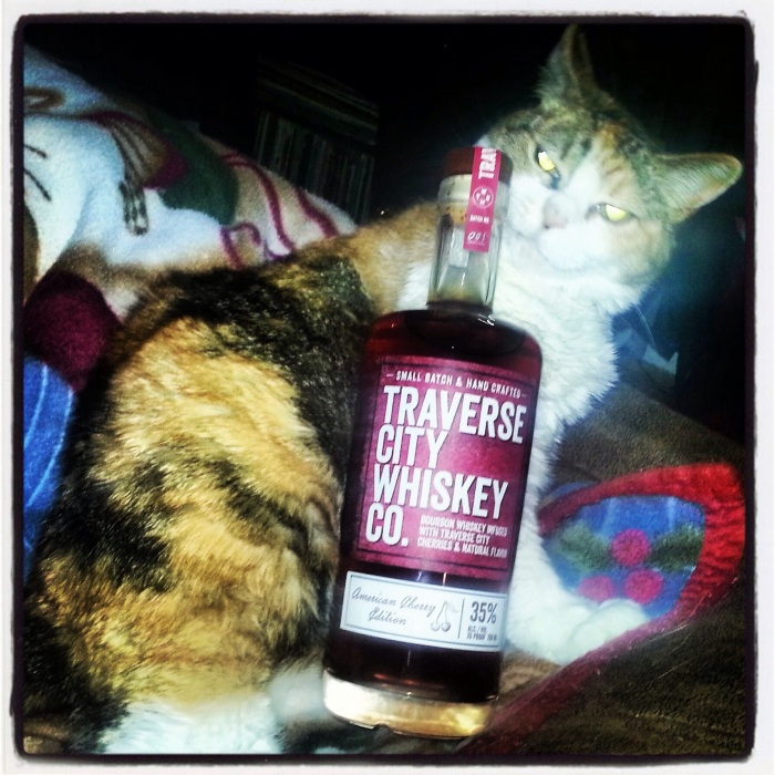 Dan's Bourbon of the Week: Traverse City Whiskey Company American Cherry Edition Bourbon
