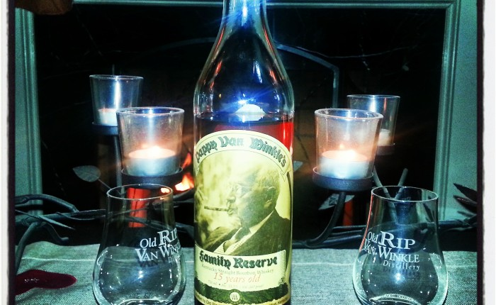 Dan's Bourbon of the Week: Pappy Van Winkle 15 Year