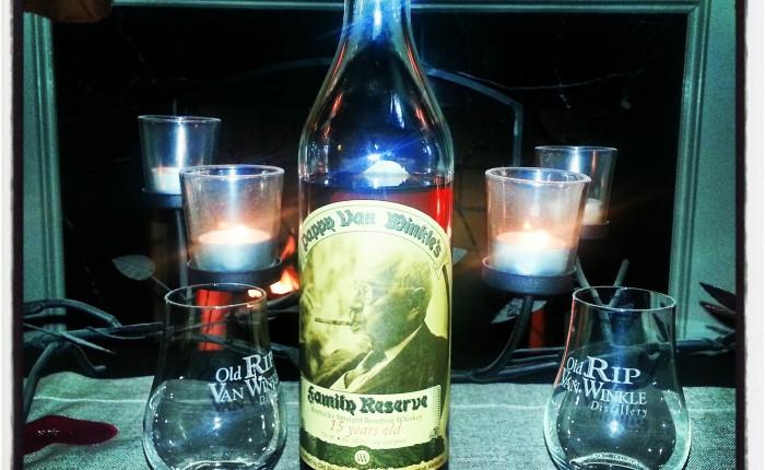 Dan's Bourbon of the Week: Pappy Van Winkle 15Year