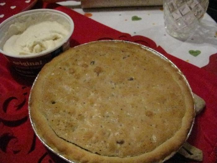 Happy Pi Day (3.14) – Dirty Bourbon Pie and Bourbon WhippedCream