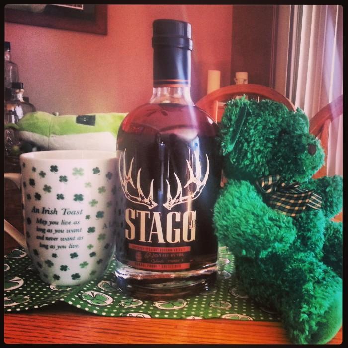 Dan's Bourbon of the Week: Stagg Jr.