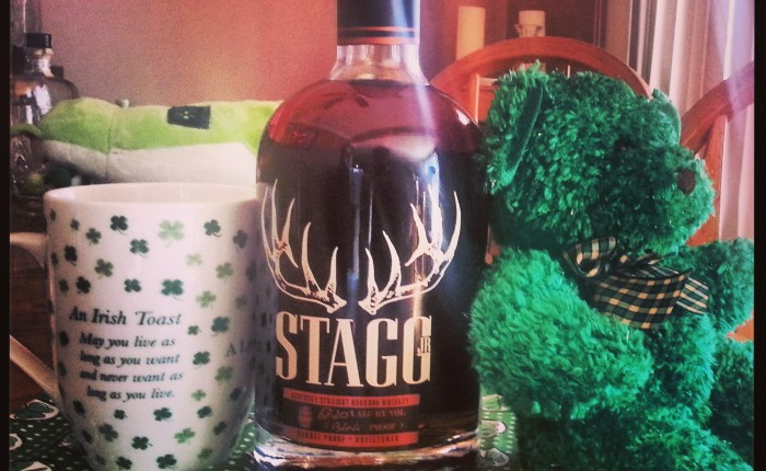 Dan's Bourbon of the Week: Stagg Jr.