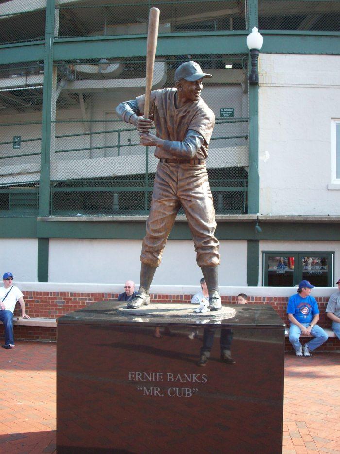 Ernie Banks - Mr. Cub