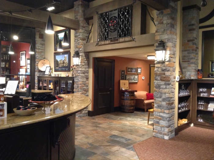 Visitor Center, Gift Shop and Tasting Room at Four Roses