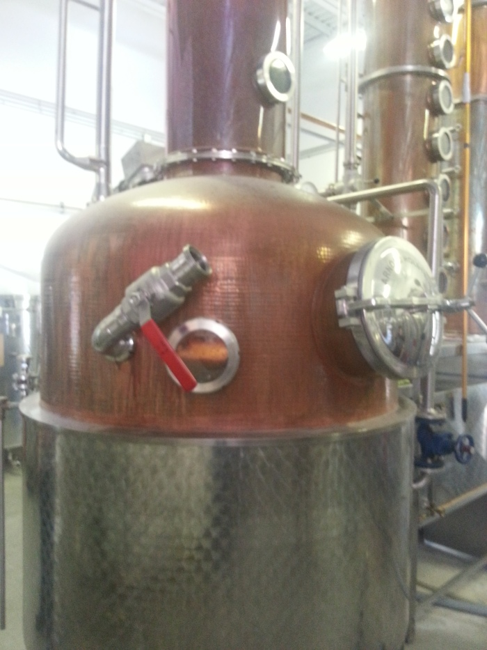 A Visit to Grand Traverse Distillery!