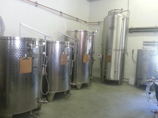 Grand Traverse fermenters
