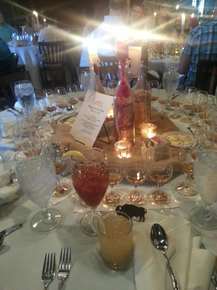 A Well Dressed Table