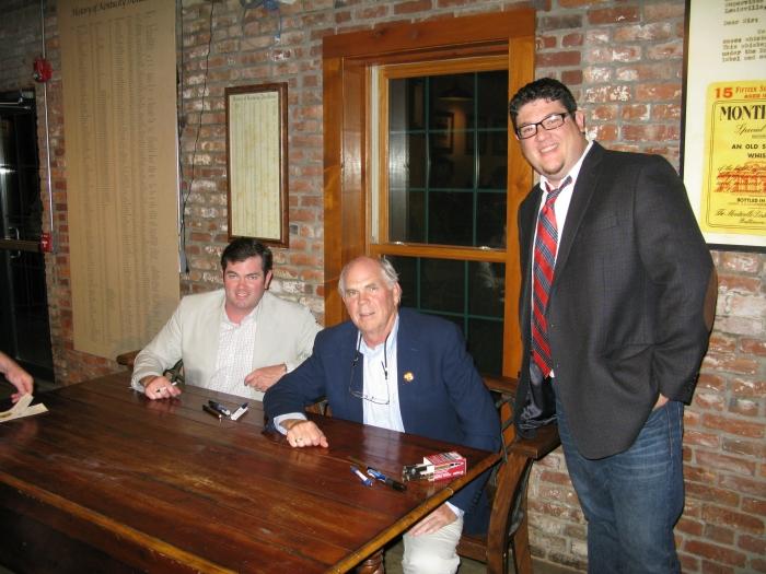 Preston Van WInkle, Julian Van Winkle and Dan