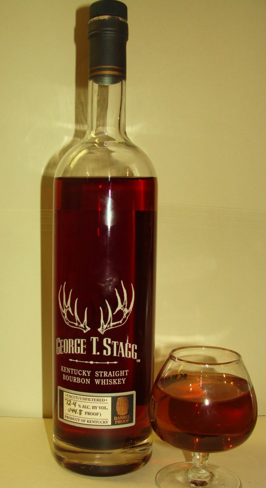Dan's Bourbon of the Week: George T Stagg