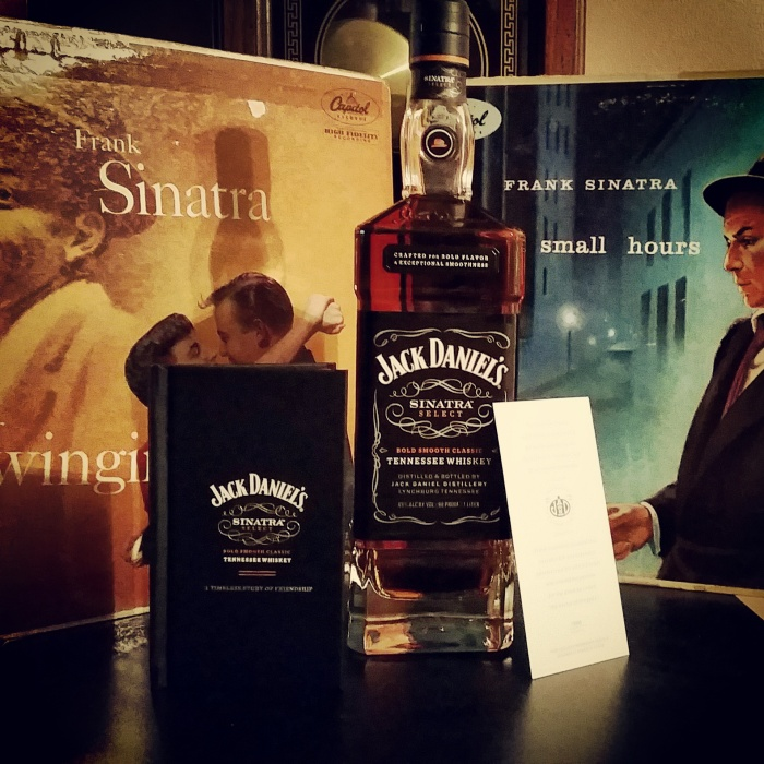 Dan's (not quite) Bourbon of the Week: Jack Daniel's Sinatra Select