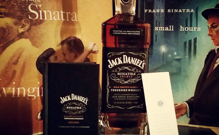 Dan's (not quite) Bourbon of the Week: Jack Daniels Sinatra Select