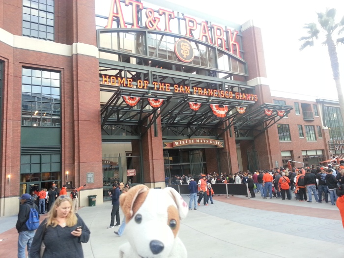 Ballpark of the Week: AT&T Park (Home of the San Francisco Giants)
