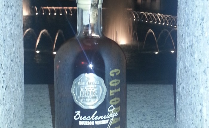 Dan's Bourbon of the Week: Breckenridge Bourbon Whiskey