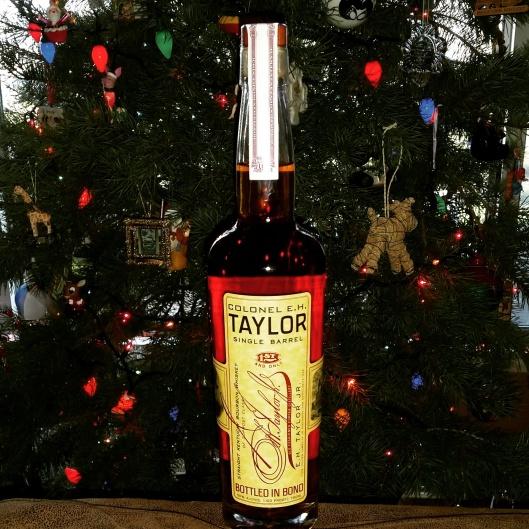 Dan's Bourbon of the Week: Col. E. H. Taylor, Jr. Single Barrel