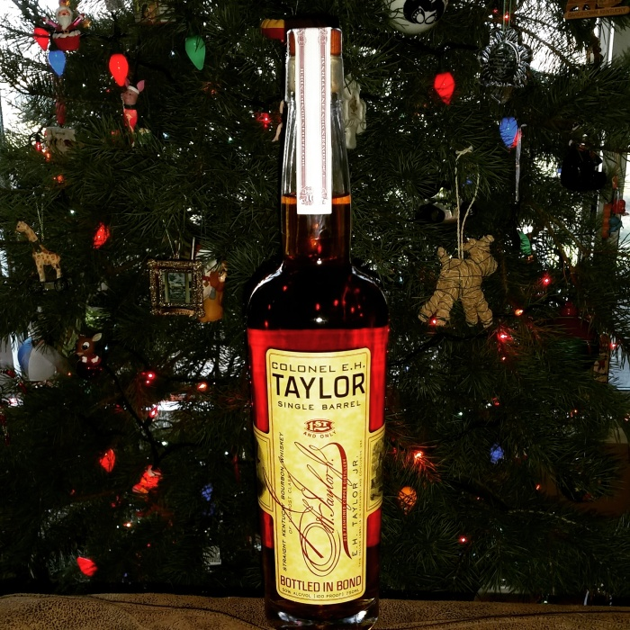 Dan's Bourbon of the Week: Col. E. H. Taylor, Jr. Single Barrel