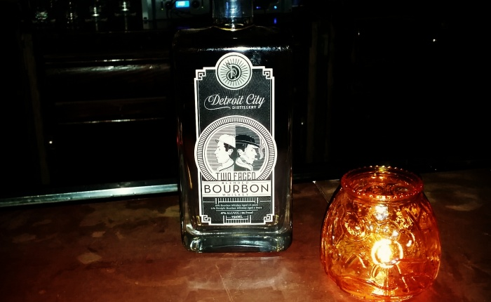 Dan's Bourbon of the Week: Detroit City Distillery Two-Faced Bourbon