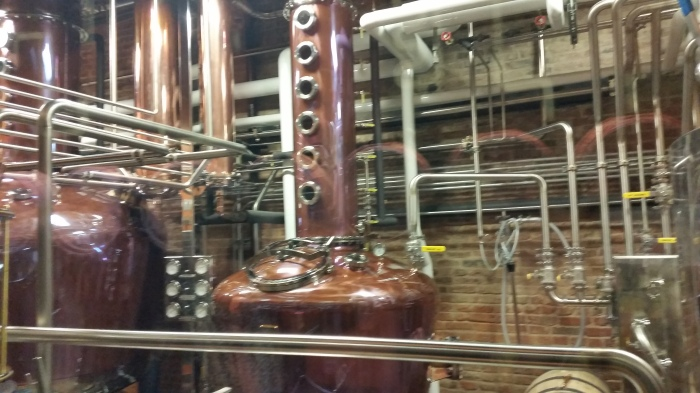 The Heaven Hill Experience Micro-Distillery