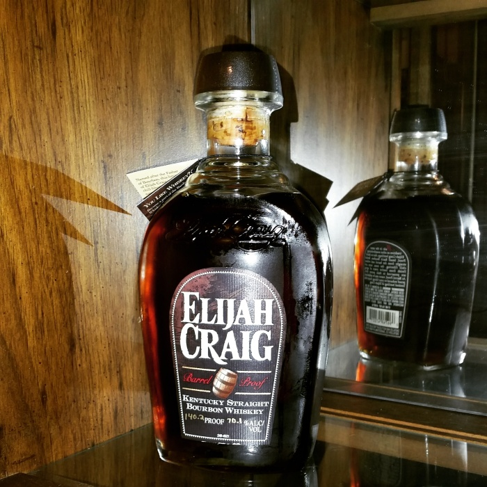 Dan's Bourbon of the Week: Elijah Craig 12 Year Barrel Proof
