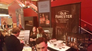 Old Forester making a presence