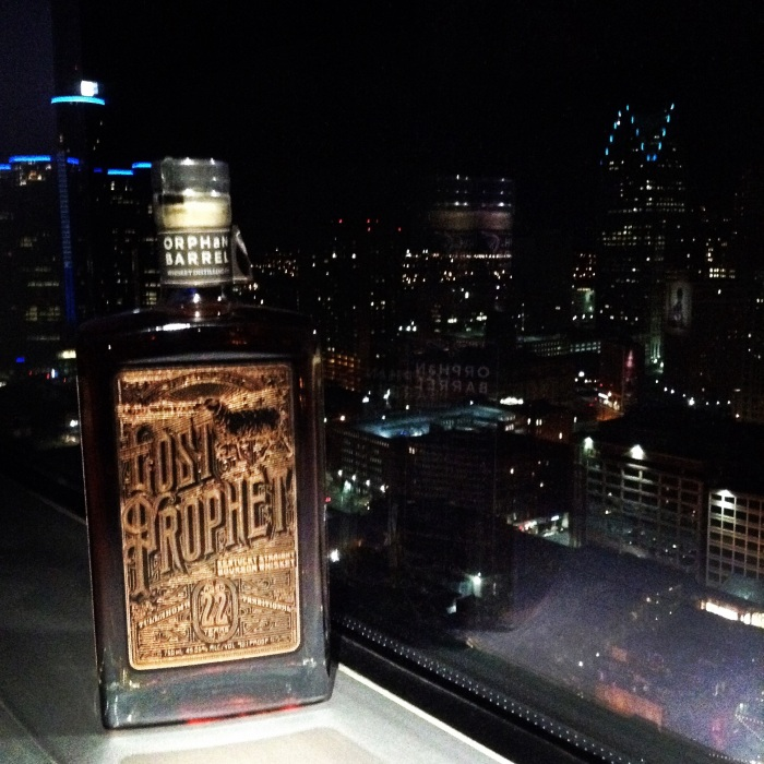 Dan's Bourbon of the Week: Orphan Barrel Lost Prophet