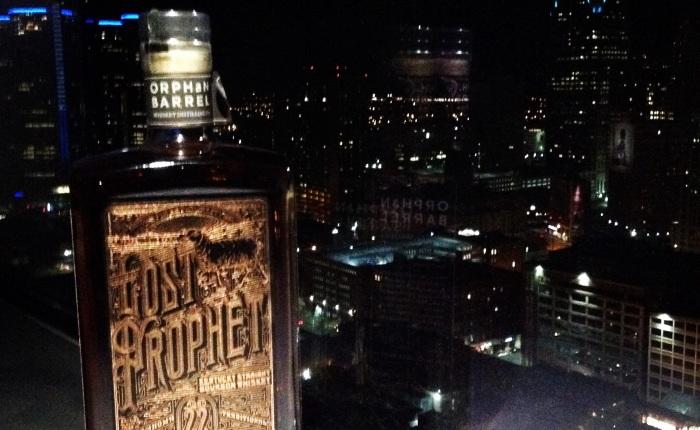 Dan's Bourbon of the Week: Orphan Barrel LostProphet
