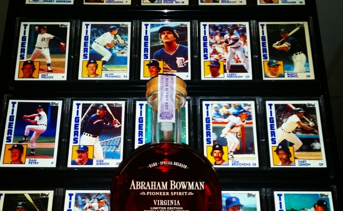 Dan's (not quite) Bourbon of the Week: Abraham Bowman Limited Edition Vanilla Bean Infused Whiskey