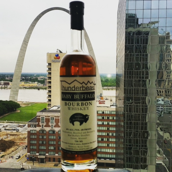 Dan's Bourbon of the Week: Mad Buffalo Thunderbeast Baby Buffalo Bourbon