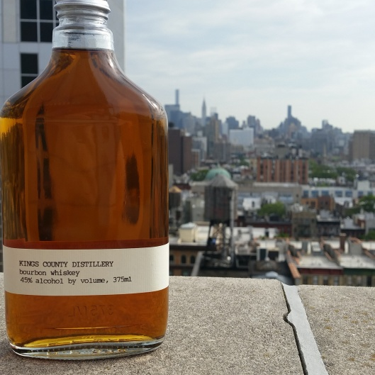 Dan's Bourbon of the Week: Kings County Distillery Bourbon Whiskey
