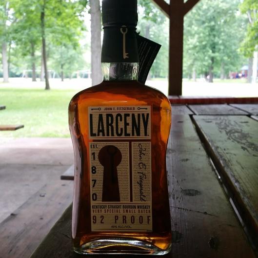 Dan's Bourbon of the Week: John E. Fitzgerald Larceny