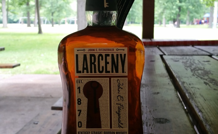 Dan's Bourbon of the Week: John E. Fitzgerald Larceny