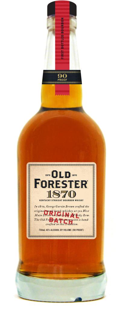 Dan's Bourbon of the Week: Old Forester 1870 Original Batch Bourbon